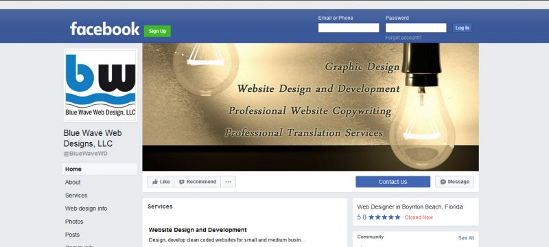 Facebook tools for small businesses
